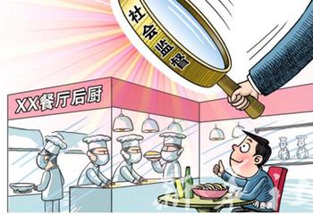 """佛山全面推进""""阳光餐饮""""工程,实现餐饮单位""""三阳光"""""""