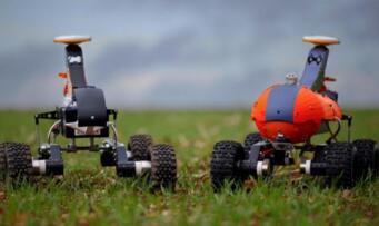John Lewis Partnership公司将在农场测试农场机器人