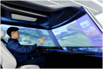 现代摩比斯虚拟空间触控技术等多项未来汽车技术即将亮相2019 CES展