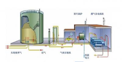 全球沼气市场潜力报告表明沼气技术可以显著改善全球升温