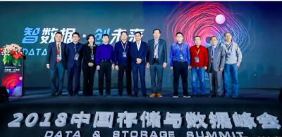 2018中国存储与数据峰会:华澜微获全场唯一的存储控制器大奖