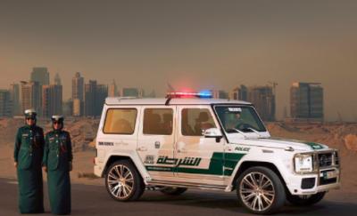 """科达海外首例""""移动+AI""""解决方案落地迪拜警察局"""