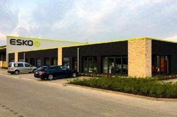 艾司科在德国开设全新柔印制版工厂