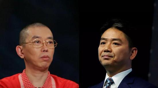 刘强东史玉柱原来早有恩怨:刘强东曾批史玉柱卖保健品赚几百亿