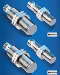 堡盟推出带IO-Link接口新型AlphaProx电感式测距传感器
