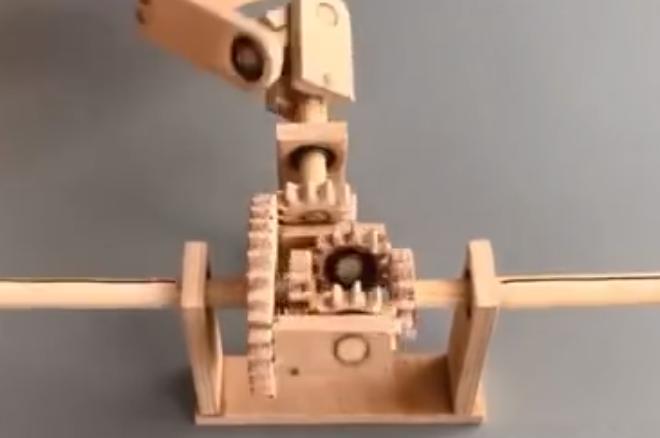 一个视频看懂变速箱原理