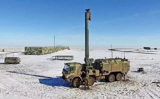 俄罗斯推出全新配备声热传感器的炮兵侦察系统