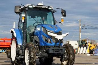日本井关农机宣布发售其首款机器人拖拉机