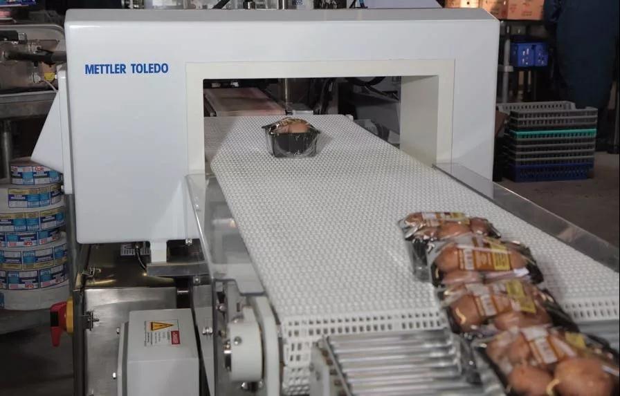 这家美国企业如何通过金属检测机提高产品质量