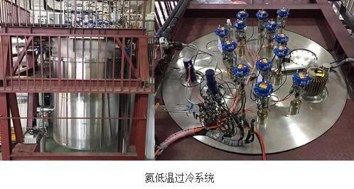 国内首套基于低温减压技术的氦低温过冷系统
