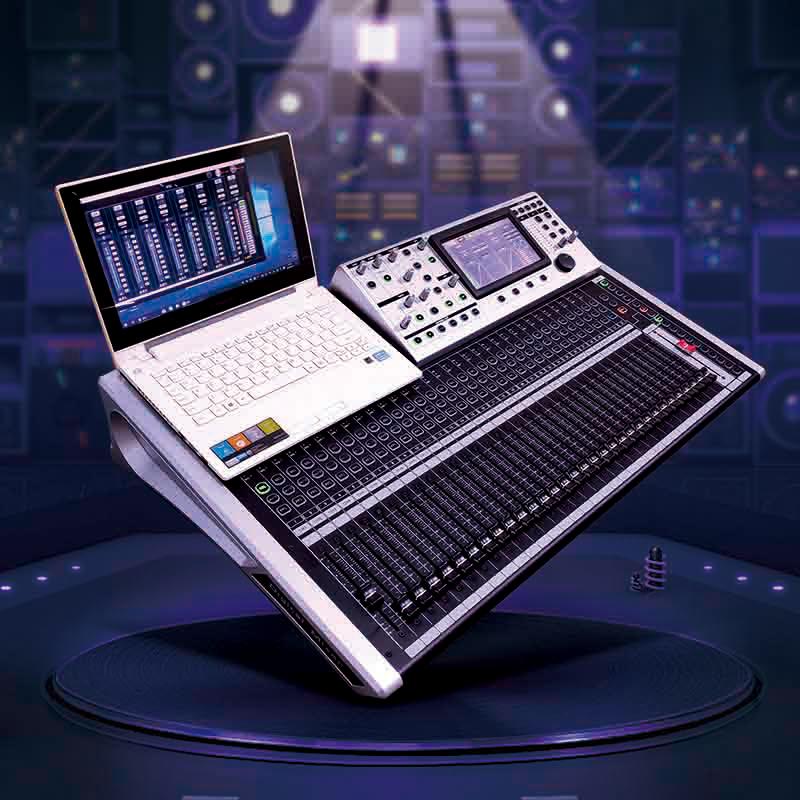 调音台与均衡调音台,均衡器、压限器、电子分频器的连接