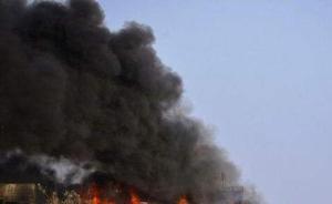 突发!新疆新冶能源化工公司发生闪爆事故,已致3死18伤