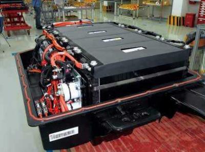 中国动力电池企业纷赴欧洲设厂 与日韩企业展开激战