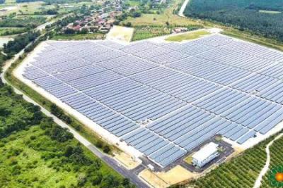 阳光电源iSolar 智慧阳光解决方案助力马来西亚大型地面光伏电站投入运行