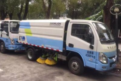 中联环境:行业首家通过上海地标和新能源备案