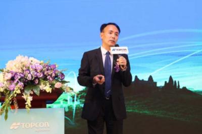 专访拓佳丰圣总经理陈新:测绘市场行業发展趋势