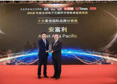 安富利和连接器制造商Samtec达成合作,携手开拓亚洲市场