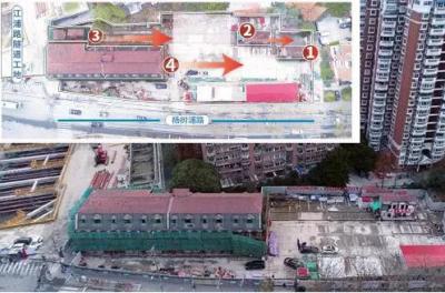 压力传感器等助力上海最大砖木建筑物平移工程
