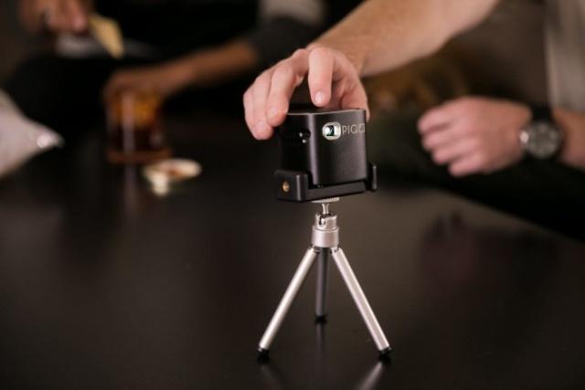 便携高清投影仪Piqo正在众筹 早鸟优惠价299美元