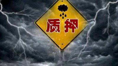 华灿光电股东上海灿融创业质押581万股,用于延期购回