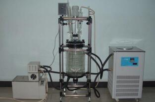 玻璃反应釜生产厂家、安装与调试