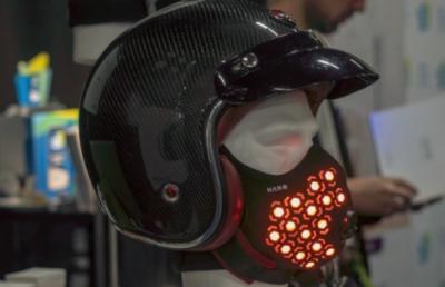 法国R-PUR口罩将亮相CES 2019,帮你有效对付空气污染