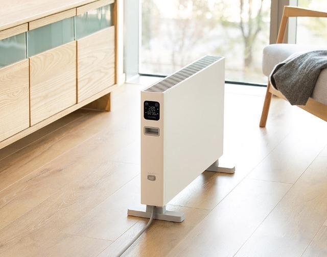 智米电暖器智能版上线即售罄 温暖过冬不再靠抖