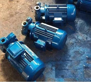 SK型悬臂式水环真空泵使用步骤与注意事项