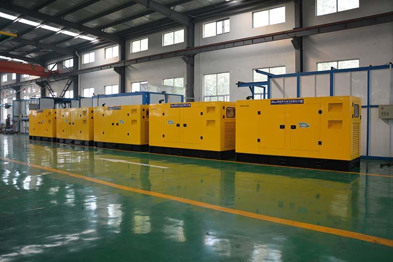 封闭式潍坊柴油发电机厂家辨别机组真假方法