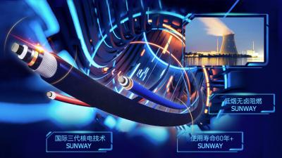 """尚纬股份中标""""华龙一号""""福清核电站5、6号机组电缆项目"""
