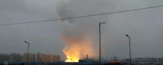 江苏泰州巨腾科技一废料仓库镁铝粉发生爆炸