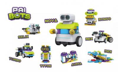 葡萄科技首推教育机器人PaiBots,聚焦全球儿童编程教育