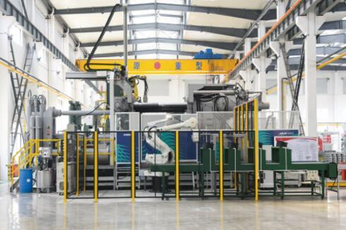 旭升股份设立全资子公司宁波旭升铝镁铸业