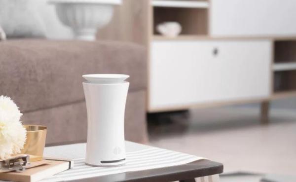 uHoo室内空气传感器可检测多种室内空气指标 判断清洁程度