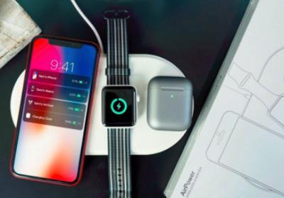 传苹果AirPower已量产一季度上市 内部细节曝光