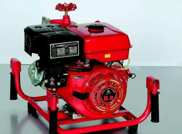 手抬机动消防泵介绍