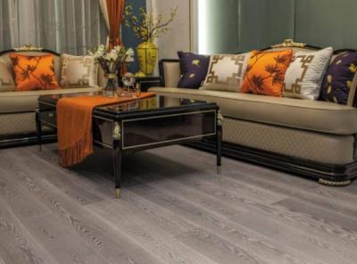 融汇版图发布实木地板新品,助推地板行业创新发展
