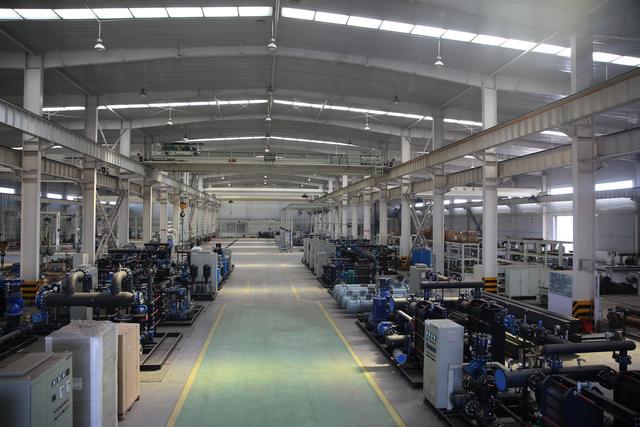 中国智造高端制造彰显民企力量 巨元瀚洋板式换热器打破国外企业技术封锁