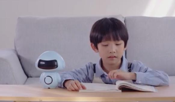 AMPE儿童智能机器人,学习好帮手,成长好朋友