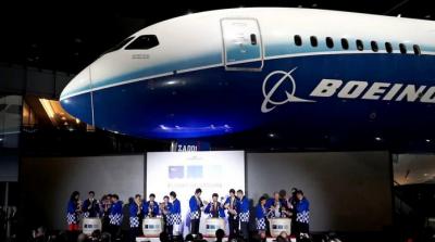 波音公司将联手日本企业打造电动飞机