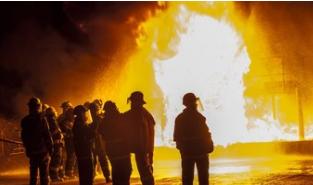 山西长治天元化工公司发生火灾 致2人死亡