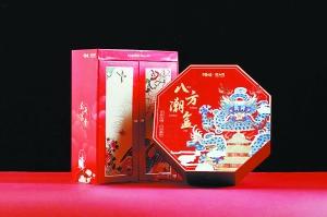 百草味联名颐和园推出两款坚果礼盒 借助IP热度突围