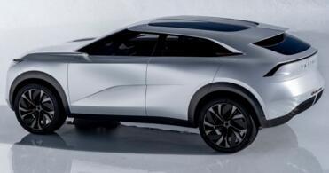 英菲尼迪QX Inspiration纯电动概念车于2019北美车展正式发布