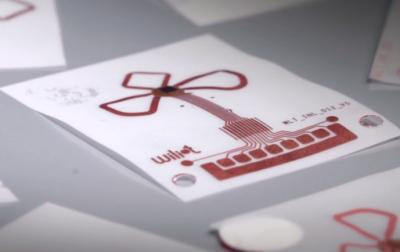 Wiliot推出无需电池的蓝牙贴纸传感器标签 获亚马等投资