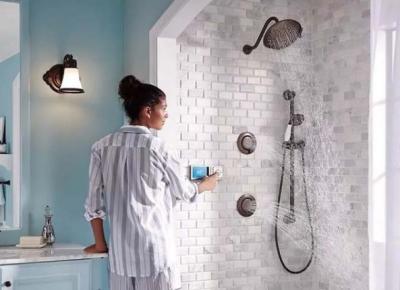 摩恩智能淋浴系统等3大重磅卫浴产品亮相2019CES展