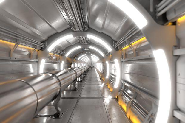 欧洲核子研究中心欲耗资百亿美元建新一代对撞机 2040年投入使用