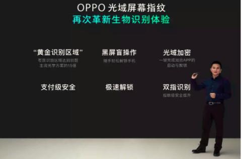 OPPO公布10倍混合光学变焦技术和光域屏幕指纹技术 2项黑科技到底是啥?