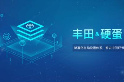 丰田与科通芯城旗下硬蛋网合作创建丰田硬蛋网创新平台智能汽车生态系统