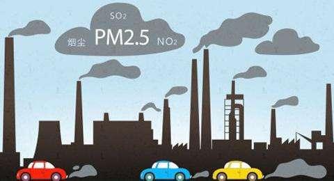 """18年北京PM2.5年均浓度51微克/立方米 141条段河流摘掉""""黑臭""""帽子"""