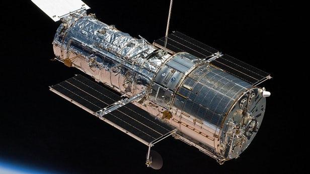 NASA称已修复哈勃望远镜的相机技术故障